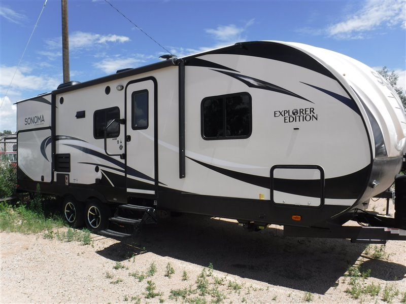 NEW 2018 Forest River RV Sonoma Explorer Edition 240RBK Travel