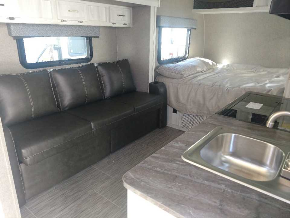 New 2018 Forest River Rv Rockwood Geo Pro G19fbs Travel