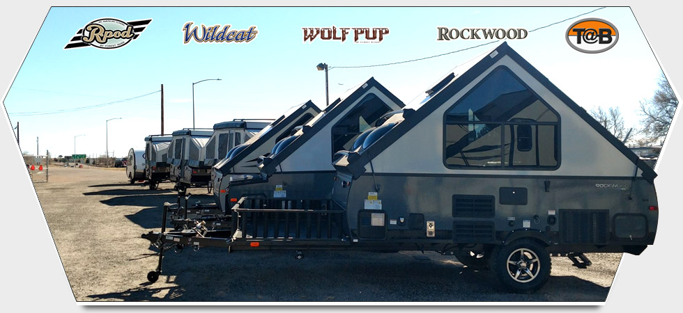 Sun City Trailers | Colorado Springs, Colorado | New and